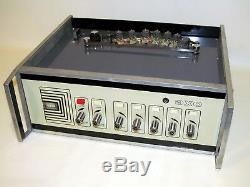 1960x ECHO-1 Eho Exo Vintage USSR Soviet Russian Analog Tape-Delay Reverberator
