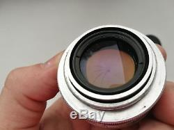 1967! Jupiter 3 1.5/50mm Soviet Russian Sonnar Rangefinder Lens M39 Zorki Leica
