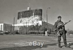 1989 6b3t-m-01 Sz 1,2 Soviet Russian Armor Vest Afghanistan, Chechen, 1991 Coup