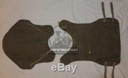 6b2 Soviet Russian Armor Vest 1983 With Plates (afghanistan & Chechen Campains)