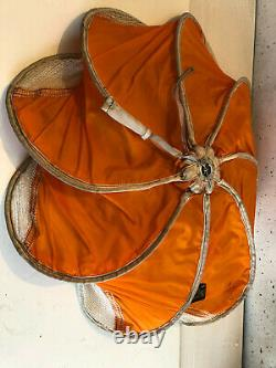 Air dome valve Parachute Soyuz SpaceShip Soviet Space Russian