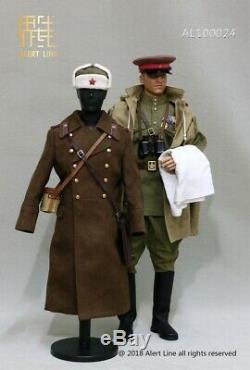 Alert Line 1/6 Scale Wwii Russian Soviet Uniform & Accessories Al100024 No Doll