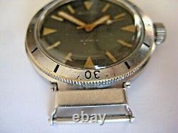 Boctok Wostok Amphibian Submarine Divers Russian USSR Vintage Watch