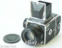 Camera Kiev 88 #8306315, 6x6cm120 film, MC Volna-3 Russian USSR, EX