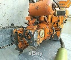 Chainsaw Saw 1991 Ural-2 USSR Soviet Russian Vintage