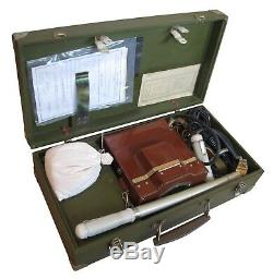DP-5A Tested Dosimeter Geiger Counter Detector Military Radiation Russian USSR