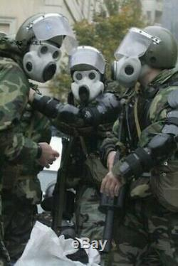GAS MASK EO-19 PBF Hamster Soviet Russian Army Airborn Chernobyl Military