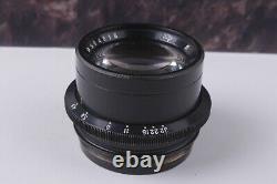 INDUSTAR-51 4.5/210 Soviet Russian Lens Big Format optica Focal length 210mm