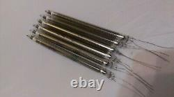 IN-9 Lot of 12 Russian Bargraph Nixie MAKE DIGITAL THERMO Tubes New