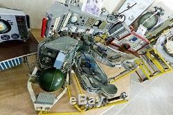 Indicator Pressure in Space Ship SOYUZ TM ORIGINAL Soviet Russian Space program