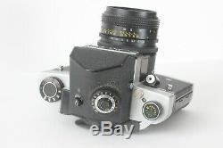 KIEV 60 Russian USSR Camera Medium Format 6x6 MC VOLNA 3