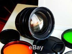 KMZ MIR-10A 3.5/28mm Full Frame Wide Angle Soviet Russian SLR lens M42 EXC