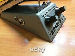 KVAKER Vintage Soviet Wah-Wah Germanium Guitar Pedal russian Stompbox USSR