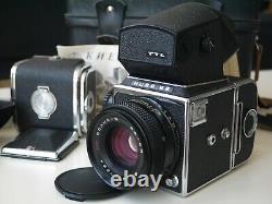 Kiev 88 Russian Soviet Hasselblad copy 6x6 Camera MC VEGA 3