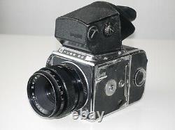 Kiev 88 Russian Soviet Hasselblad copy 6x6 Camera with VEGA 12B