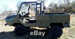 Luaz 969 Ex-soviet Army 4x4 Battlefield Jeep 1 2 Ltr Russian
