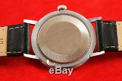 Luch Poljot De Luxe cal. 2209 Ultra slim Russian USSR luxury style wrist watch