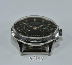 Men`s USSR Russian mechanical watch Chronograph SEKONDA POLJOT cal. 3017