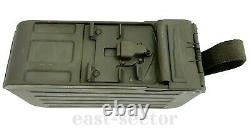 Military Metal Transport Can Case Box Container Russian Soviet Army PKM PK PKS