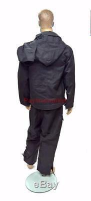 Military Russian Army Soviet Fireproof Tank Suit Soldier USSR Uniform Tankman