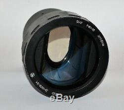 NEAR EXC RUSSIAN USSR LENKINAP 35-NAP2-3M ANAMORPHIC PROJECTION LENS f80110 (4)