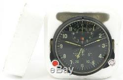 NEW AChS-1M 1 Russian USSR Military Air Force Aircraft Cockpit Clock MIG/SU #6