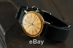 NOS! Exclusive Luch Ultra Slim USSR Soviet Russian Vintage Watch 2209