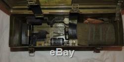 New Soviet Russian 197x Nspu 1pn34 Scope Factory Box Full Set Working Condition