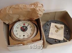 New! Ussr Russian Soviet Submarine Navy Marine Ship Wall Clock 3-93 7965