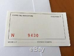 Okean 3133 Italien Chronograph Poljot Vintage Russian Cccp