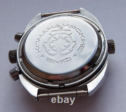 Okean Ocean Vintage USSR Russian Soviet watch Poljot Chronograph 3133 1499