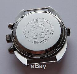 Okean Ocean Vintage USSR Russian Soviet watch Poljot Chronograph 3133 2645