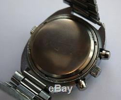 Okean Poljot 3133 Chronograph Russian USSR Watch Ocean