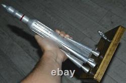 Old Soviet Russian Vtg Gagarin space ussr COSMONAUT rocket rare souvenir VOSTOK