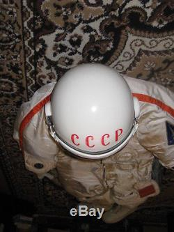 Original Soviet RUSSIAN EVA SPACESUIT BERKUT SPACE VERY ULTRA RARE 1965 Leonov