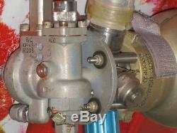 Original Soviet RUSSIAN EVA SPACESUIT ORLAN SPACE Oxygen container tank RARE