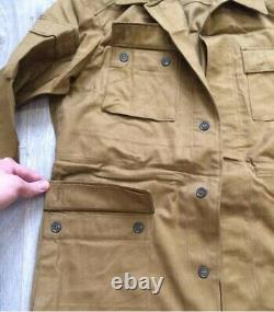 Original Soviet Russian Army Suit Afghanka (Jacket+Pants) Afghanistan War Size