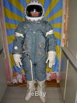 Original Soviet USSR RUSSIAN EVA SPACESUIT YASTREB SPACE ULTRA RARE 1969