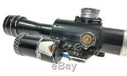 Original Vintage Military Pso-1 Russian Soviet Scope Optic Sight (nspu Nsp2 Pp2)