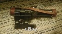 Original WW2 Sniper Russian Soviet PU Scope Mosin Nagant
