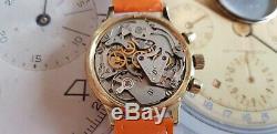 Orologio Poljot Sturmanskie Ussr Russian Chronograph 3133 Valjoux 7734