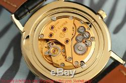 POLJOT De Luxe cal 2209 Costume Beautiful Luxury ULTRA slim Russian Soviet watch