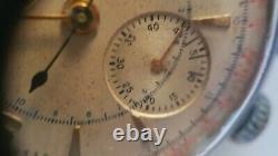 POLJOT STRELA 3017 ussr cccp soviet russian chronograph watch VINTAGE RARE