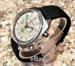 POLJOT Sturmanskie 3133 Vintage Russian Soviet Watch USSR Chronograph