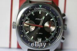 POLJOT Sturmanskie Chronograph, 3133 USSR Russian watch