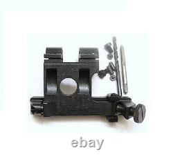 PU Sniper Scope Mount for Soviet Russian Mosin Nagant with 3 Hole Spacing Options