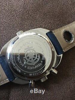 Poljot Okean Cal 3133 Russian Soviet Watch Chronograph Okeah Ocean Sturmanskie