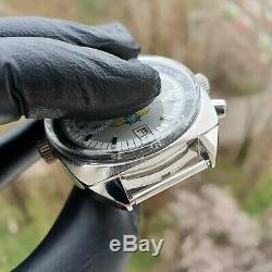 Poljot Shturmanskie 3133 Chronograph Russian Soviet Mechanical Watch