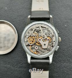 Poljot Strela Sekonda CHRONOGRAPH cal. 3017 USSR Vintage Soviet Russian Watch