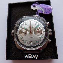 Poljot Vintage USSR Russian Soviet watch Chronograph Sturmanskie 3133 9148